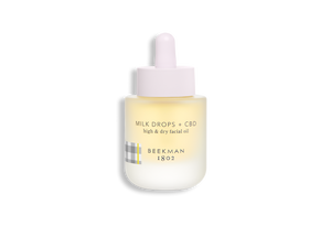 Milk Drops + CBD High & Dry Facial Oil