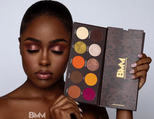 Load image into Gallery viewer, MELANIN FANTASY -EYESHADOW PALETTE