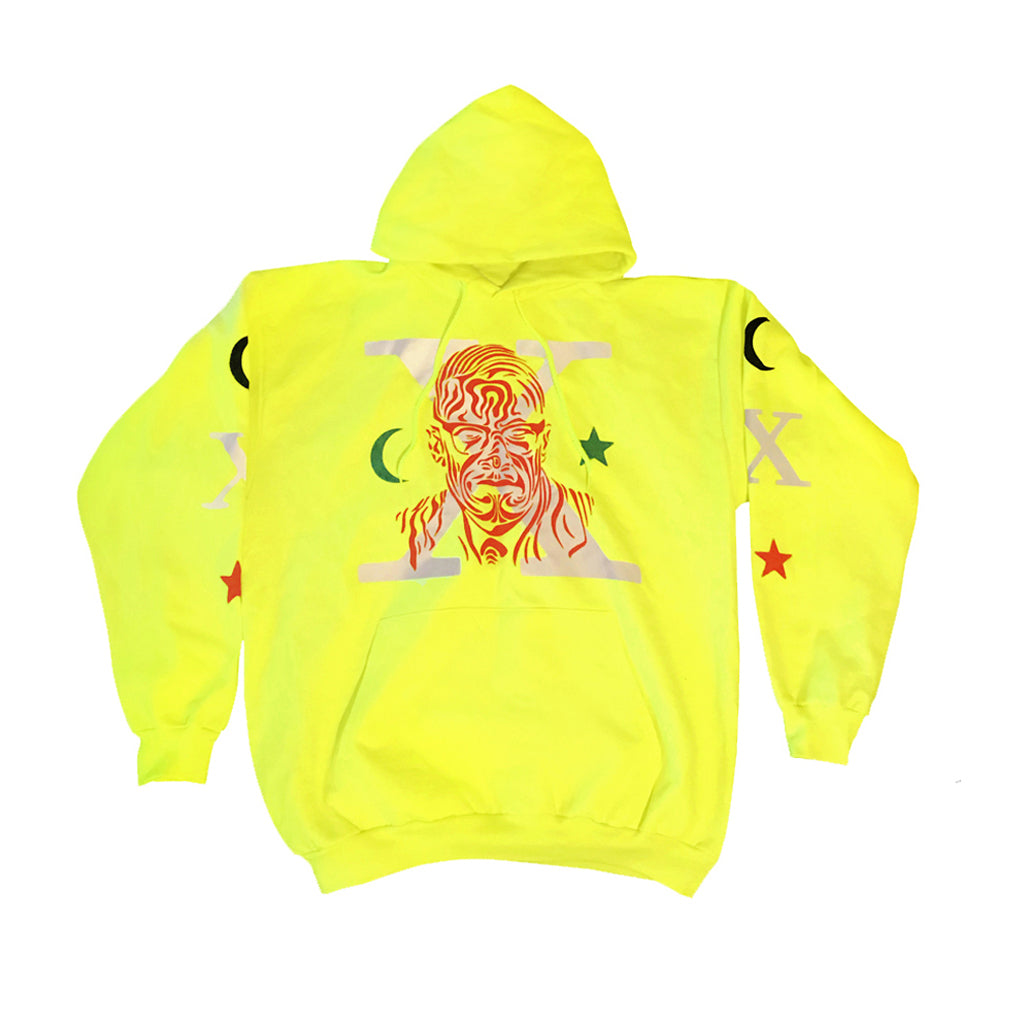 MALCOLM HOODIE - NEON YLLW