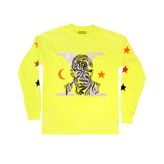 MALCOLM LONG SLEEVE - NEON YLLW