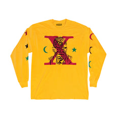MALCOLM LONG SLEEVE - GOLD