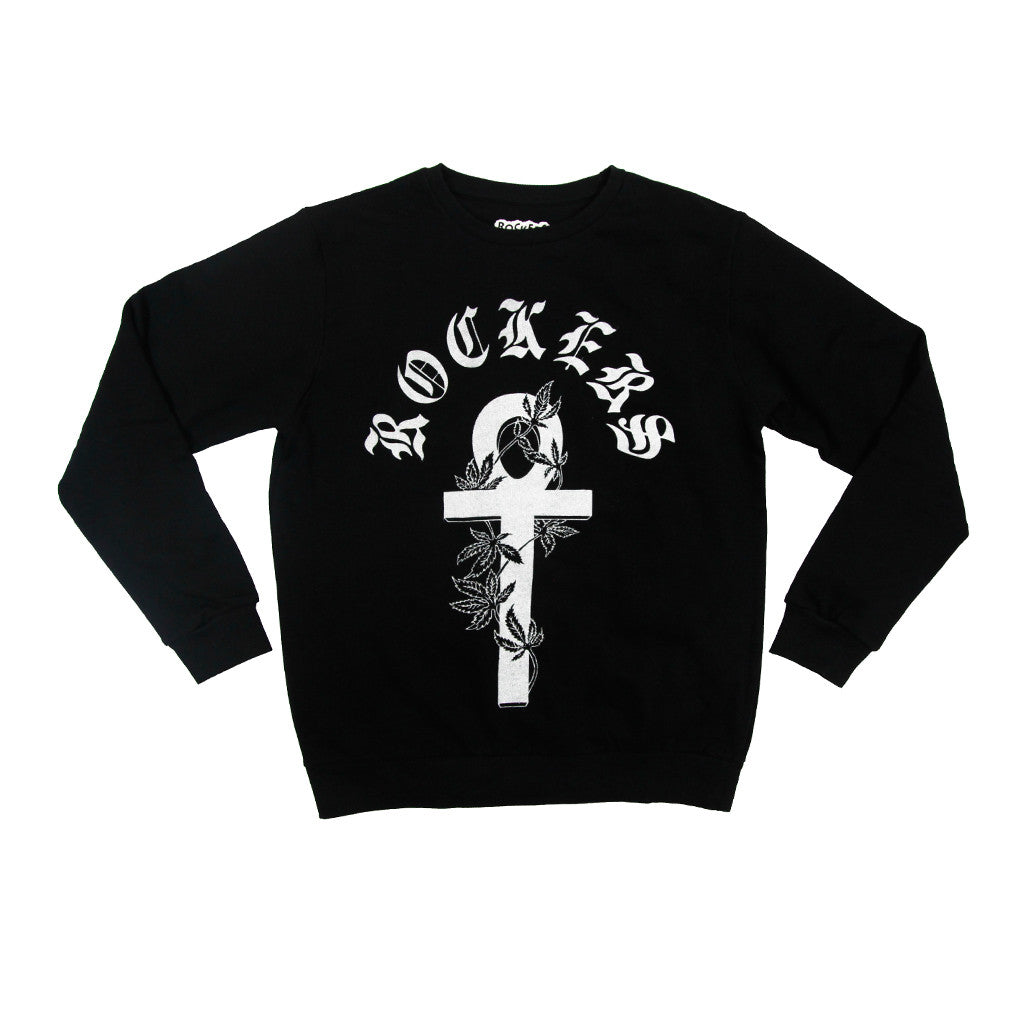 PROMISE KEY SWEATSHIRT - BLACK