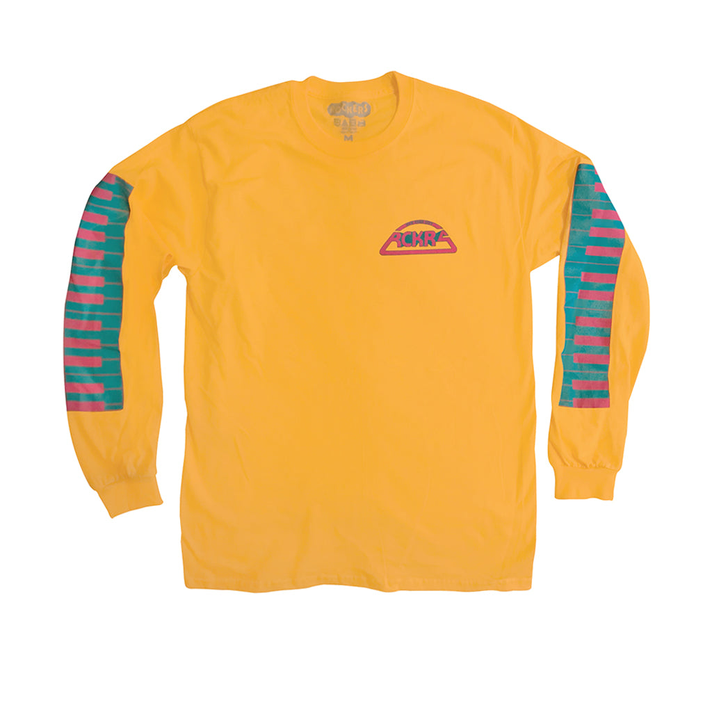 ARIWA LONG SLEEVE - GOLD