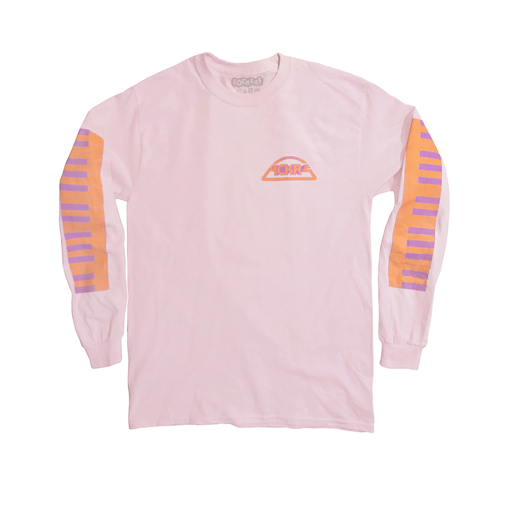 ARIWA LONG SLEEVE - PINK