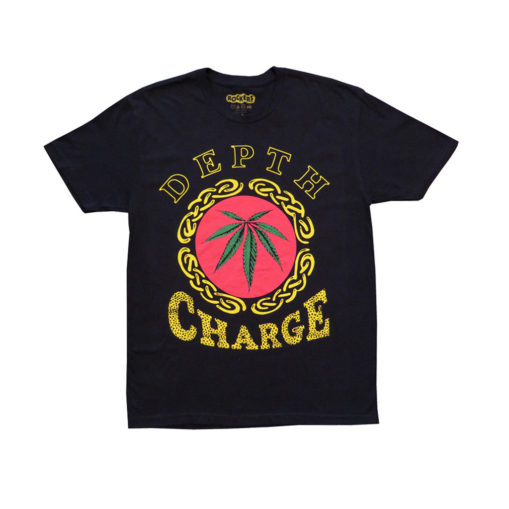DEPTH CHARGE - BLACK