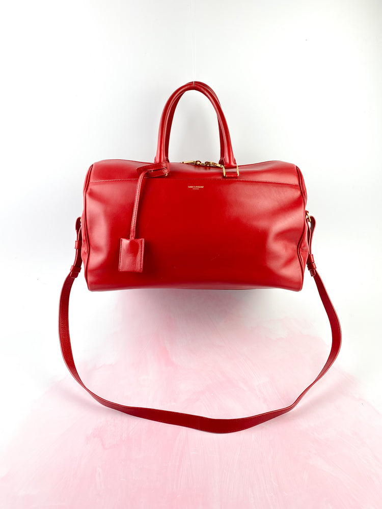 Duffle Bag Rojo