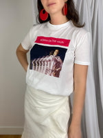 "Camiseta ""Woman on the Miun"""