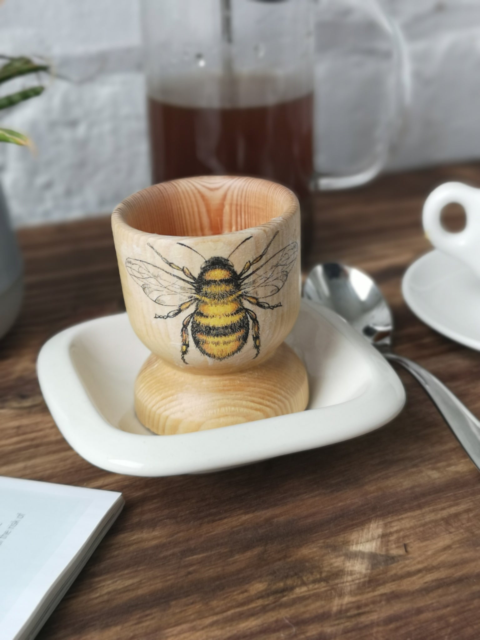 Bee Egg Cups