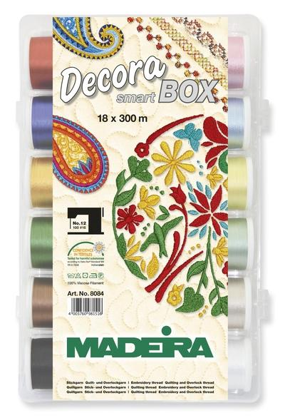 Madeira Decora no, 12 Smartbox - 8084 - Borduurgarens.com