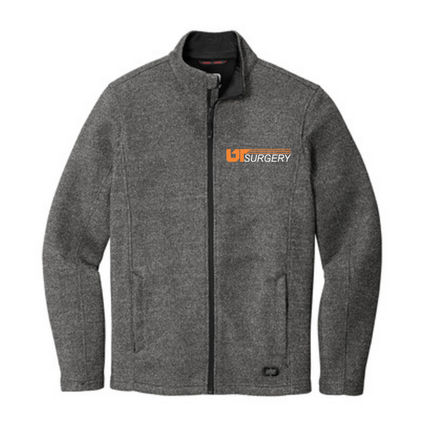 OG727 - OGIO ® Grit Fleece Jacket