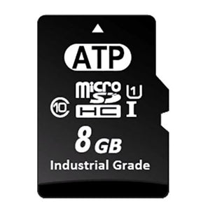 ATP 8GB Micro SD Card Industrial Grade SLC