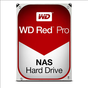 10TB Red Pro 7200RPM SATA 6Gb/s for Professional NAS Applications