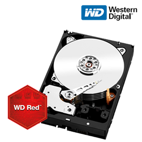 1TB Red SATA 6 Gb/s Hard Disk for NAS Appliances