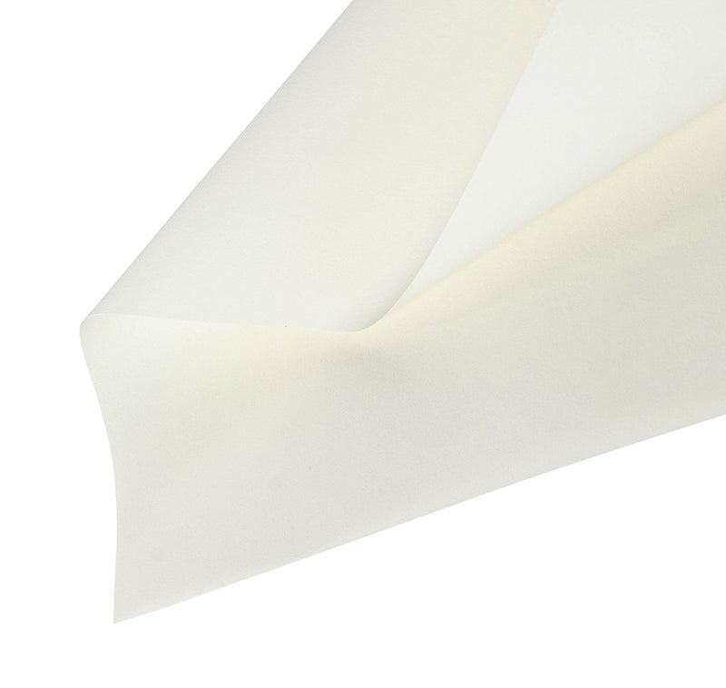 Ivory Cotton Fiber Resume Paper - Legal-Size Cotton Paper For Printing Invitations, Business Documents, Greeting cards, and Scrapbooking - 100 Count - 8.5 x 14 Inches