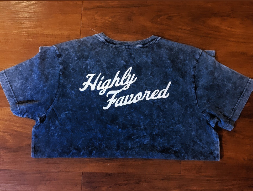 Highly Favored Tee