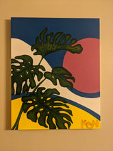 "Load image into Gallery viewer, ""Live and Grow"" 24 x 30in. Original Painting"