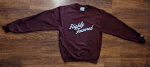 Highly Favored Crewneck