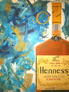 """Henny Season"" 8.5 x 11in. Print"