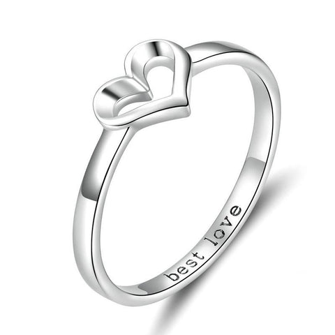 Bague Best Love | Reine de Coeur