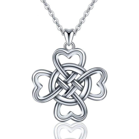 Collier Celtique Argent