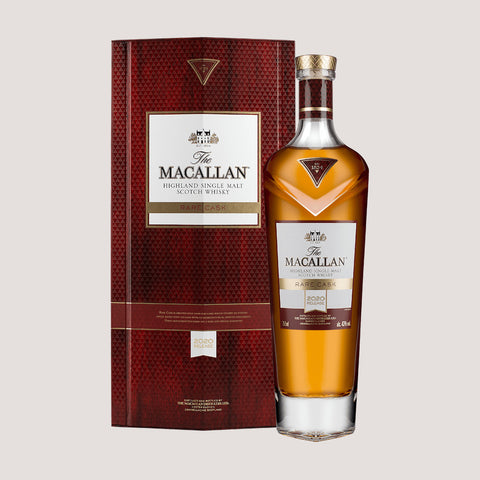 Botella de whisky Macallan Rare Cask de 700ml