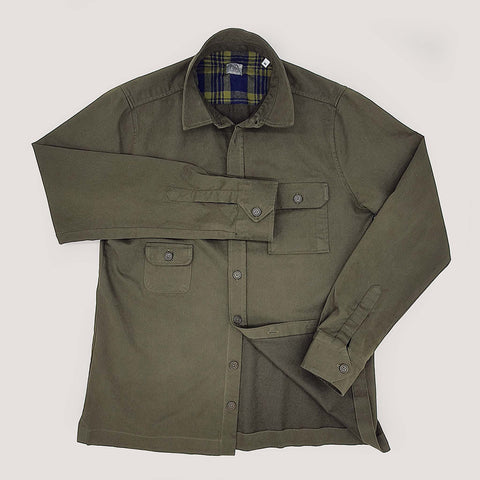 "Green ""Louis Armstrong"" Overshirt"
