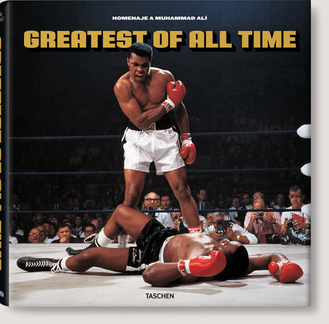 Greatest Of All Time - Libro Edición Coleccionista