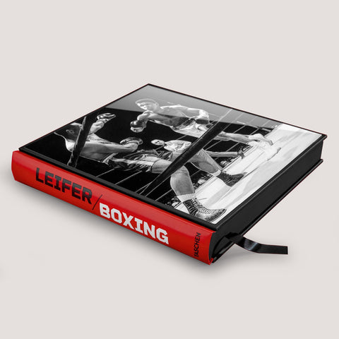 BOXING, 60 Years of Fights and Fighters - Libro Edición Coleccionista