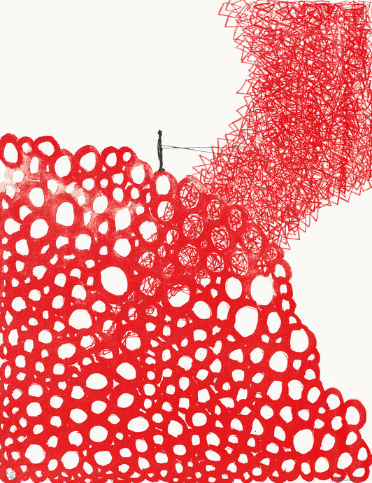 Chiharu Shiota | »In Tune with the Universe, 2020«