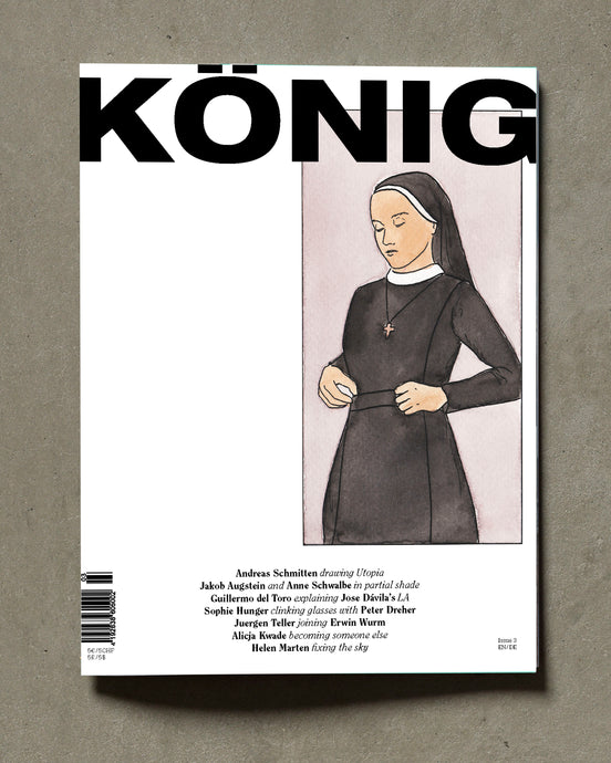 KÖNIG Issue 3