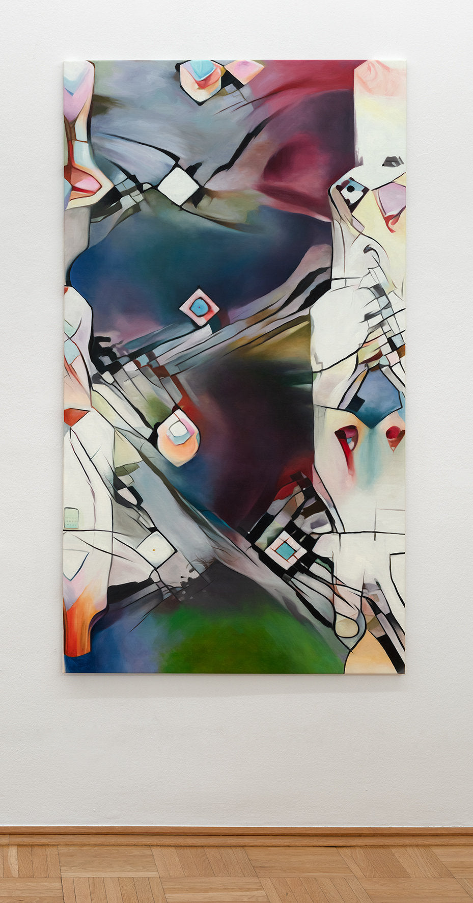 MIAO YING - Data Breach Deep Abstraction #2, 2019