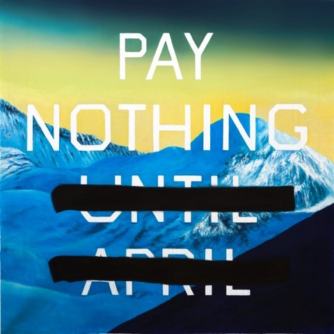 Kenny Schachter | »Pay Nothing«