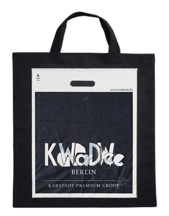 TOTEBAG I KÖNIG I Special Issue by Alicja Kwade and Gregor Hildebrandt