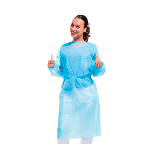 Non-Medical Isolation Gowns (Pack of 5)