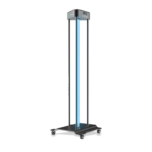 UV Disinfectant Trolley (325/650W) - Kills 99% of Germs, Bacteria & Viruses