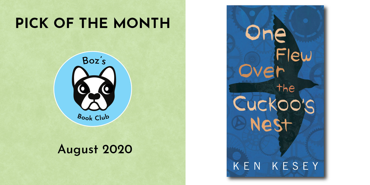 August 2020 Book of the Month