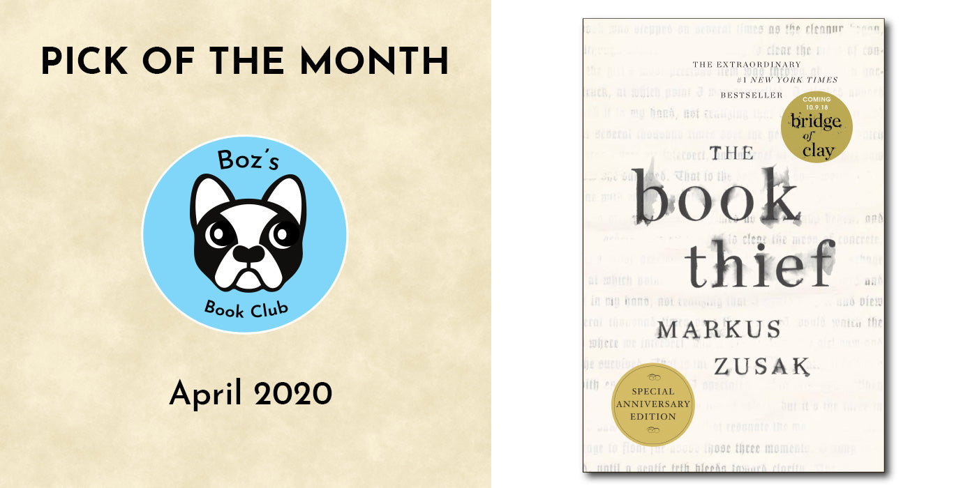 April 2020 Book of the Month