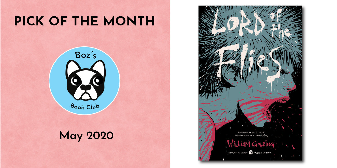 May 2020 Book of the Month