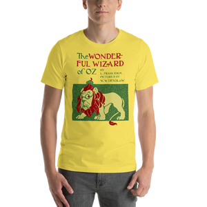 The Wonderful Wizard of Oz Men/Unisex Tee