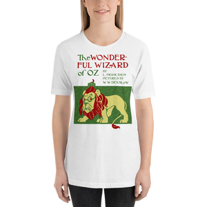 The Wonderful Wizard of Oz Women's Crew Neck Tee