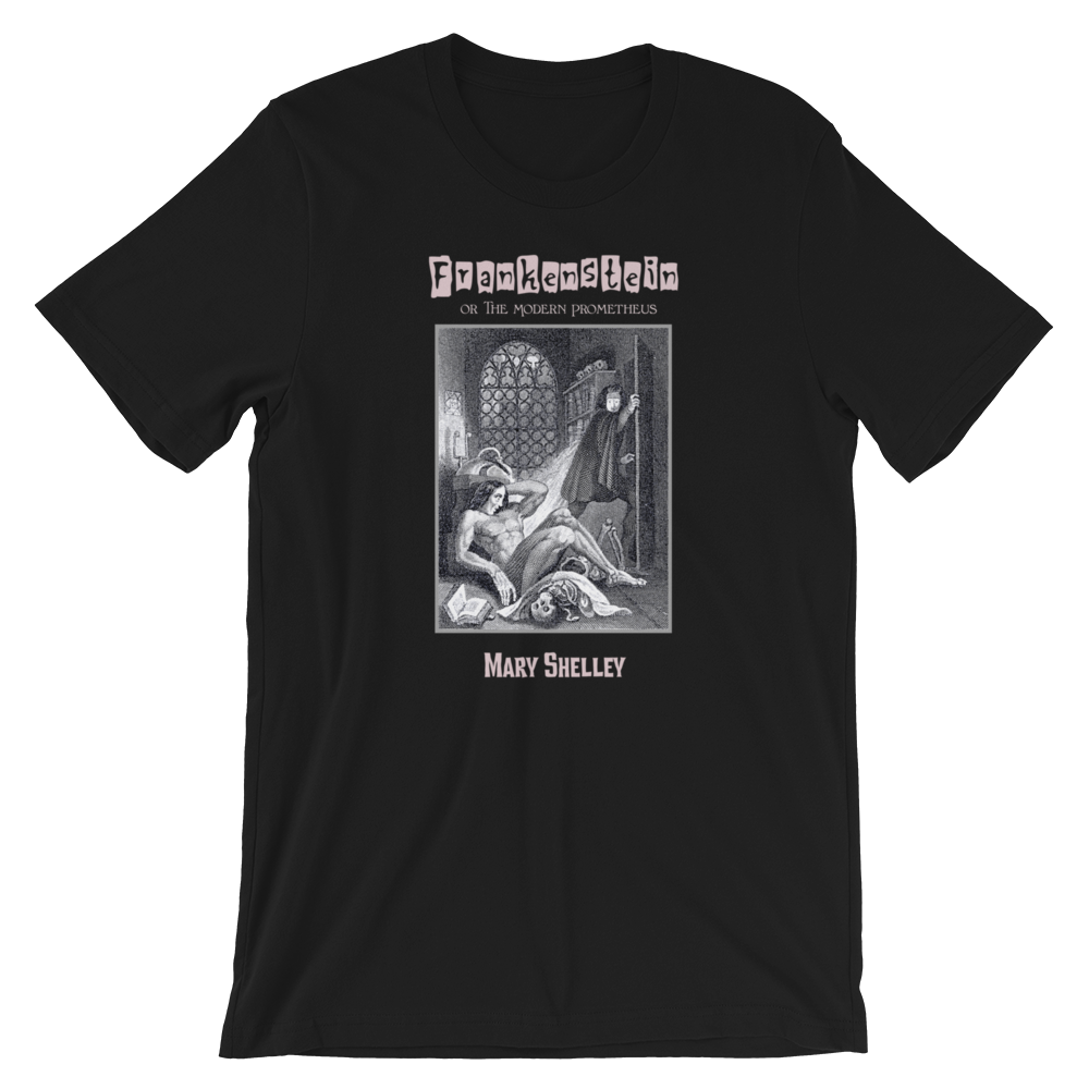 Frankenstein Men/Unisex Tee