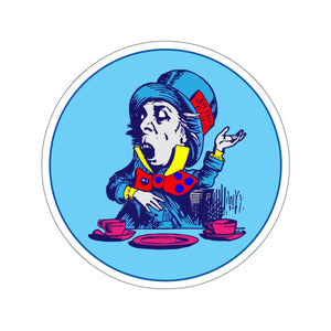 Mad Hatter Sticker
