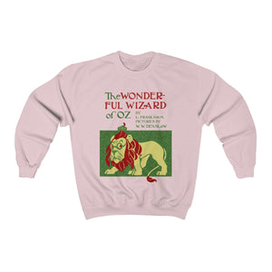 The Wonderful Wizard of Oz Unisex Sweatshirt
