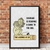 Cowardly Lion Reads Poster