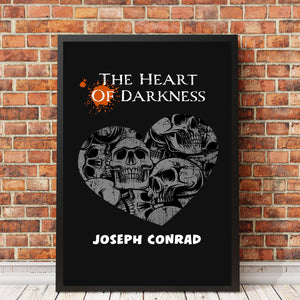 The Heart of Darkness Poster