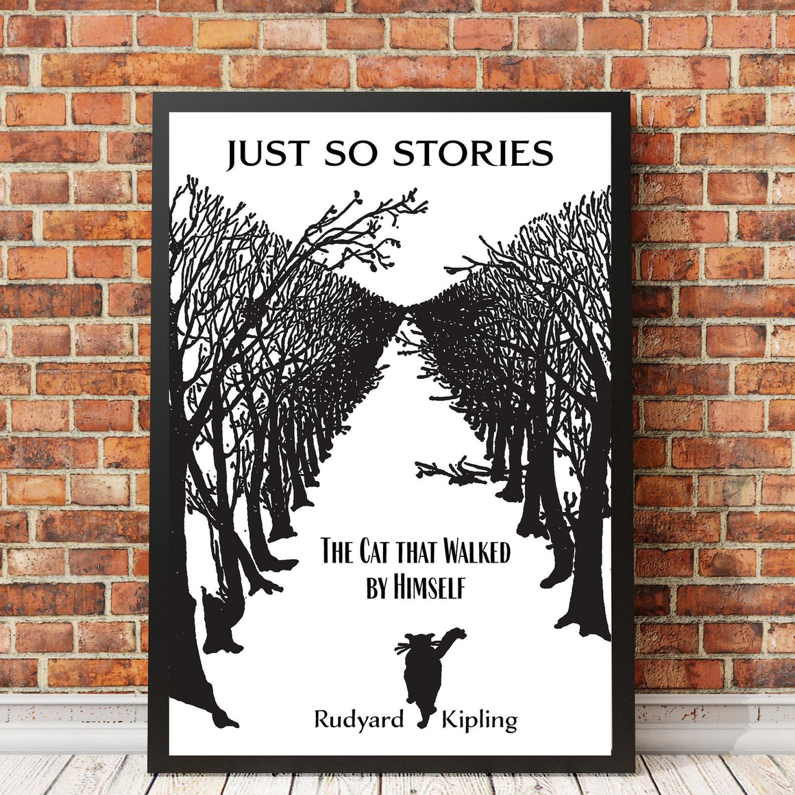 Just So Stories Poster