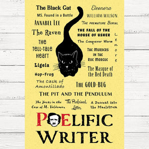 Poelific Writer Poster