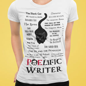 Poelific Writer Women's Relaxed Tee