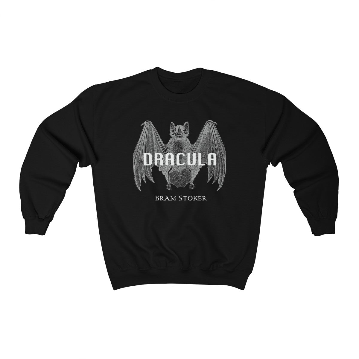 Dracula Unisex Sweat Shirt