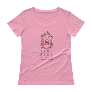 Jane Eyre Women's Scoop Neck Tee